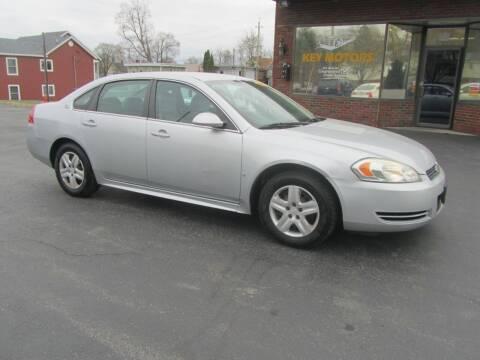 2009 Chevrolet Impala for sale at Key Motors in Mechanicville NY