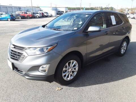 2018 Chevrolet Equinox for sale at Strosnider Chevrolet in Hopewell VA