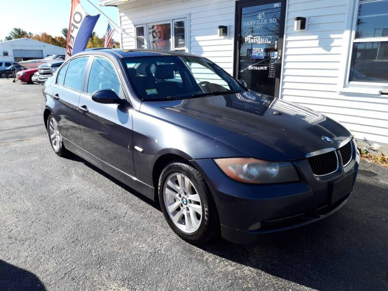 2007 BMW 3 Series for sale at Plaistow Auto Group in Plaistow NH