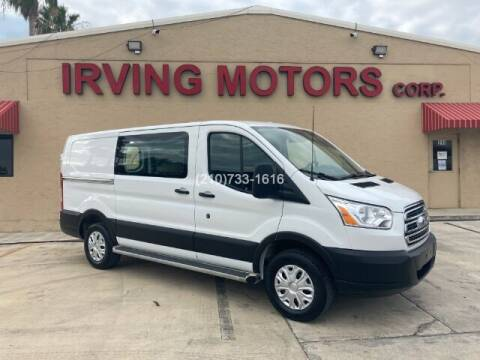 2019 Ford Transit Cargo for sale at Irving Motors Corp in San Antonio TX