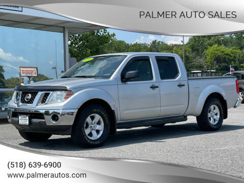 2010 Nissan Frontier for sale at Palmer Auto Sales in Menands NY