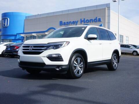 2018 Honda Pilot for sale at BASNEY HONDA in Mishawaka IN