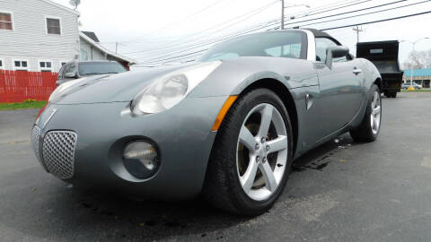 2006 Pontiac Solstice for sale at Action Automotive Service LLC in Hudson NY