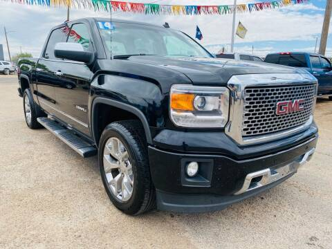 2014 GMC Sierra 1500 for sale at California Auto Sales in Amarillo TX