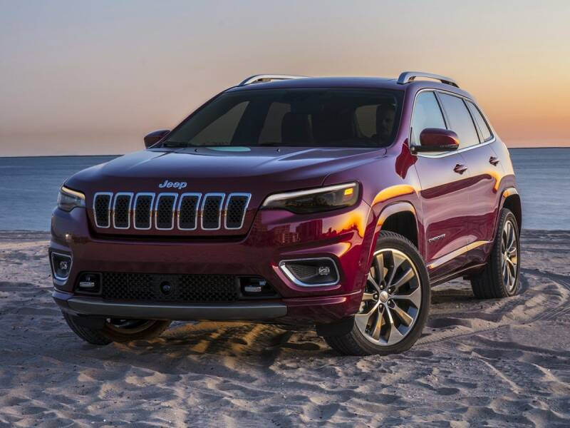 2019 Jeep Cherokee for sale at Midway Auto Outlet in Kearney NE
