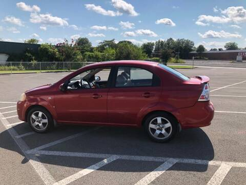 2007 Chevrolet Aveo for sale at Diana Rico LLC in Dalton GA