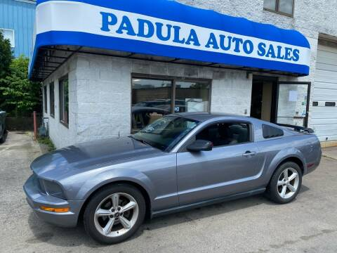 2006 Ford Mustang for sale at Padula Auto Sales in Braintree MA