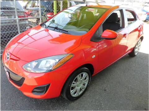 2012 Mazda MAZDA2 for sale at Klean Carz in Seattle WA
