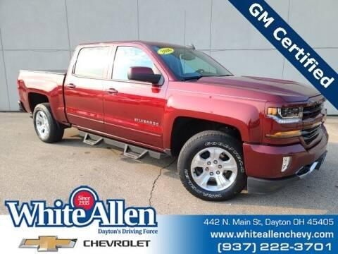 2016 Chevrolet Silverado 1500 for sale at WHITE-ALLEN CHEVROLET in Dayton OH