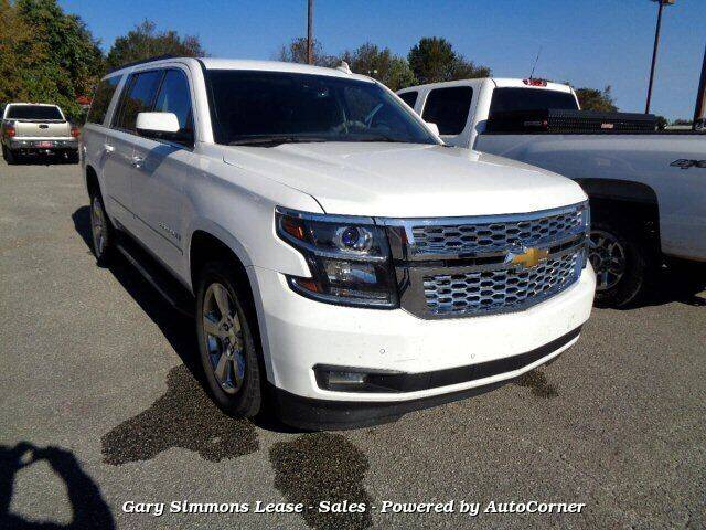 2016 Chevrolet Suburban for sale at Gary Simmons Lease - Sales in Mckenzie TN