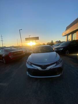 2019 Toyota Camry for sale at Washington Auto Group in Waukegan IL