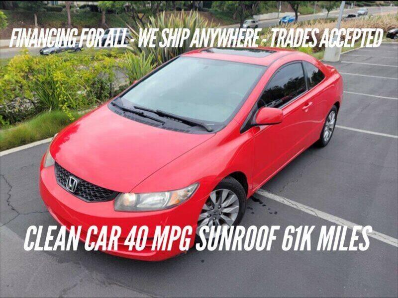 2010 Honda Civic for sale at Auto Advantage in Escondido CA