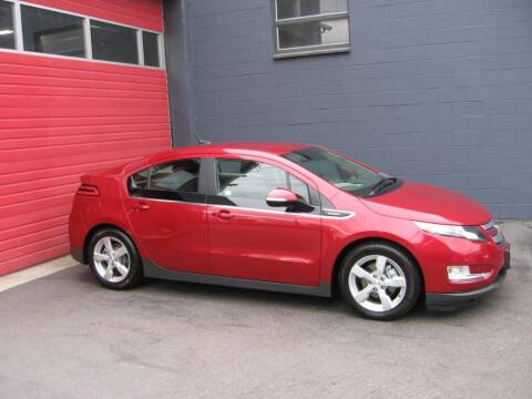 2014 Chevrolet Volt for sale at Paramount Motors NW in Seattle WA
