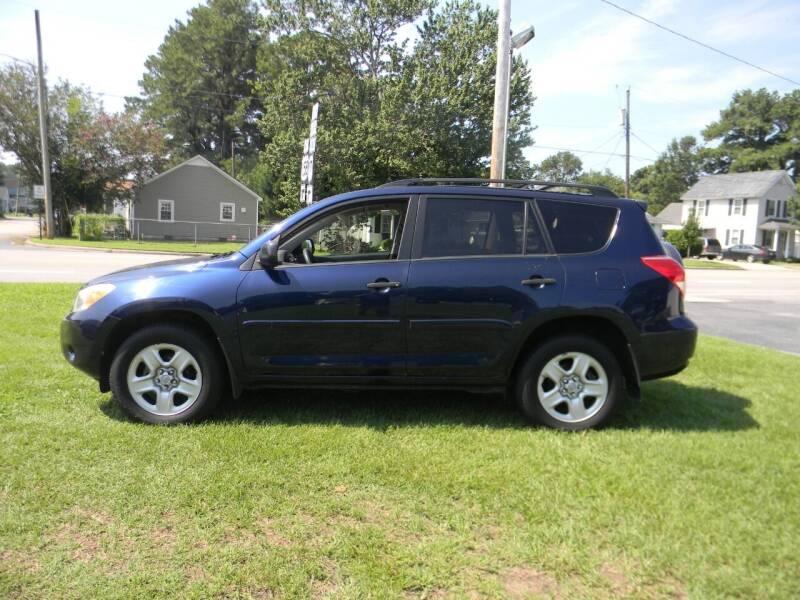 2007 Toyota RAV4 for sale at SeaCrest Sales, LLC in Elizabeth City NC
