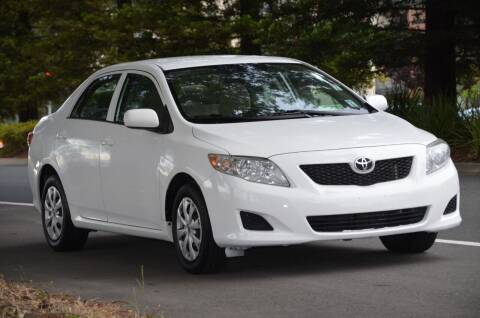 2009 Toyota Corolla for sale at Brand Motors llc in Belmont CA