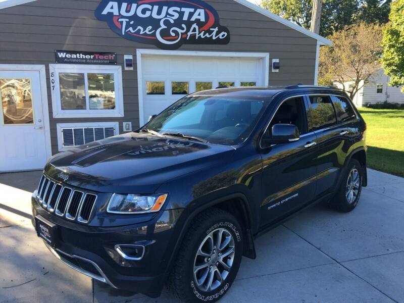 2014 Jeep Grand Cherokee for sale at Augusta Tire & Auto in Augusta WI