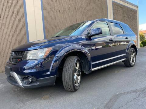 2018 Dodge Journey for sale at Exelon Auto Sales in Auburn WA