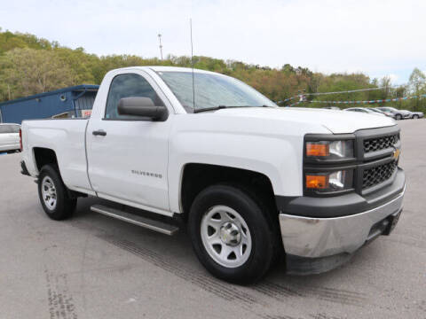 2014 Chevrolet Silverado 1500 for sale at Viles Automotive in Knoxville TN