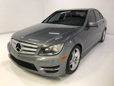 2012 Mercedes-Benz C-Class for sale at AUTO HOUSE PHOENIX in Peoria AZ