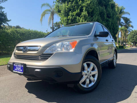 2007 Honda CR-V for sale at Valley Coach Co Sales & Lsng in Van Nuys CA