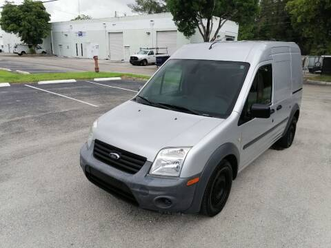 2013 Ford Transit Connect for sale at Best Price Car Dealer in Hallandale Beach FL