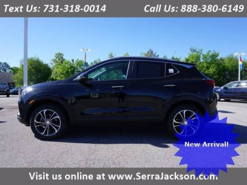 2020 Buick Encore GX for sale at Serra Of Jackson in Jackson TN