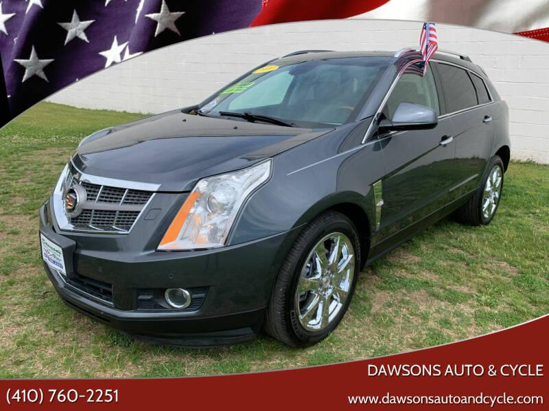 2010 Cadillac SRX for sale at Dawsons Auto & Cycle in Glen Burnie MD