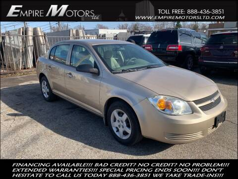 2006 Chevrolet Cobalt for sale at Empire Motors LTD in Cleveland OH