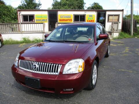 2005 Mercury Montego for sale at Unlimited Auto Sales Inc. in Mount Sinai NY