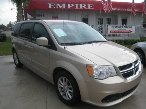 2013 Dodge Grand Caravan for sale at Empire Automotive Group Inc. in Orlando FL