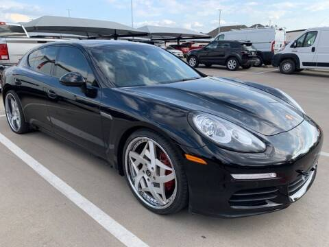 2016 Porsche Panamera for sale at Excellence Auto Direct in Euless TX