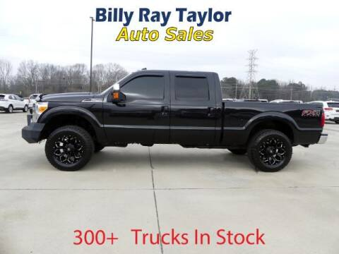 2015 Ford F-250 Super Duty for sale at Billy Ray Taylor Auto Sales in Cullman AL