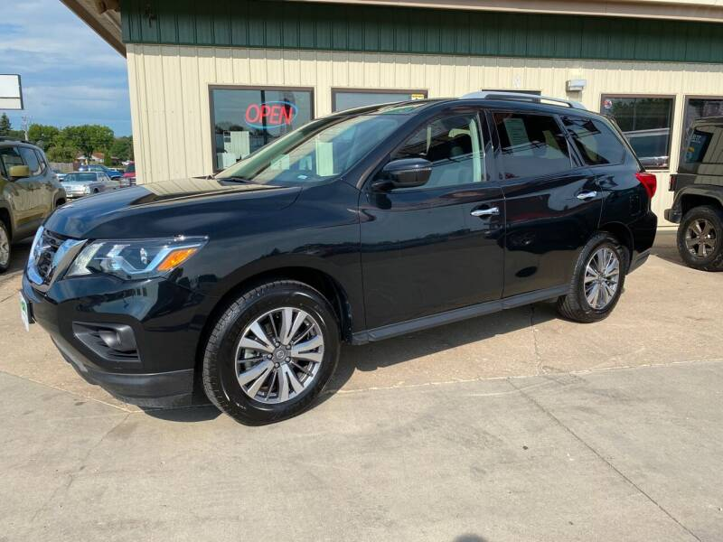 2019 Nissan Pathfinder for sale at Murphy Motors Next To New Minot in Minot ND