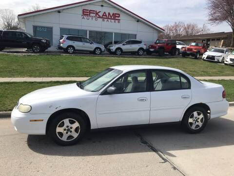 2005 Chevrolet Classic for sale at Efkamp Auto Sales LLC in Des Moines IA