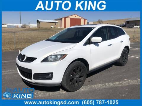 2008 Mazda CX-7 for sale at Auto King in Rapid City SD