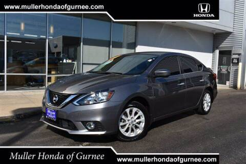 2019 Nissan Sentra for sale at RDM CAR BUYING EXPERIENCE in Gurnee IL