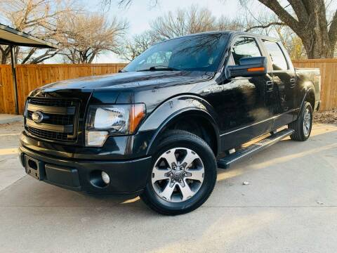2014 Ford F-150 for sale at DFW Auto Provider in Haltom City TX