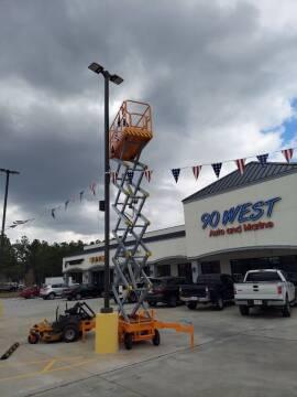 2020 SKY LIFT SCISSOR LIFT for sale at 90 West Auto & Marine Inc in Mobile AL