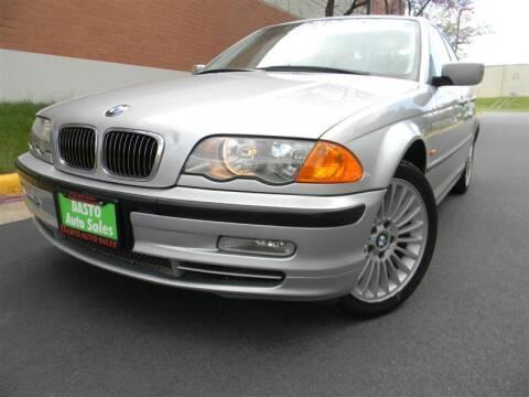 2001 BMW 3 Series for sale at Dasto Auto Sales in Manassas VA