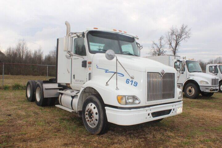 2007 International 9200I for sale at WILSON TRAILER SALES AND SERVICE, INC. in Wilson NC