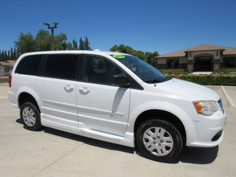 2014 Dodge Grand Caravan for sale at Repeat Auto Sales Inc. in Manteca CA
