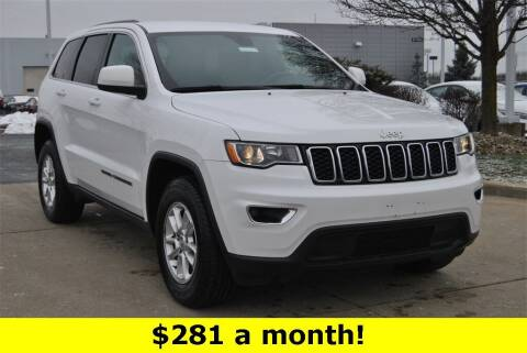 2018 Jeep Grand Cherokee for sale at Ken Ganley Nissan in Medina OH
