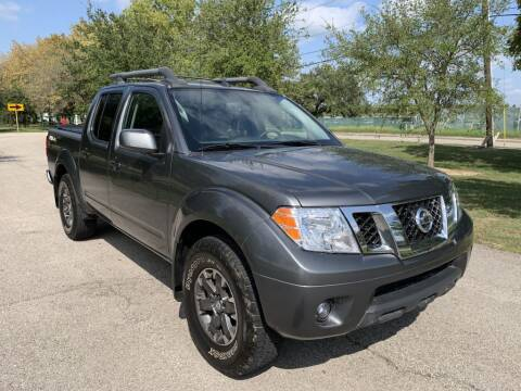2018 Nissan Frontier for sale at Prestige Motor Cars in Houston TX