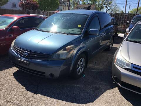 2009 Nissan Quest for sale at Payless Auto Sales LLC in Cleveland OH