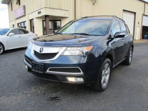 2012 Acura MDX for sale at Premium Auto Collection in Chesapeake VA