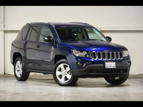 2016 Jeep Compass for sale at MGI Motors in Sacramento CA