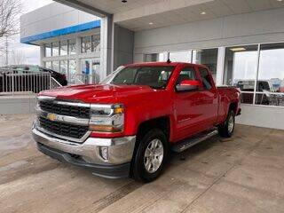2018 Chevrolet Silverado 1500 for sale at GRAFF CHEVROLET BAY CITY in Bay City MI