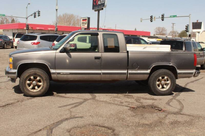 1993 Chevrolet C/K 1500 Series for sale at Epic Auto in Idaho Falls ID