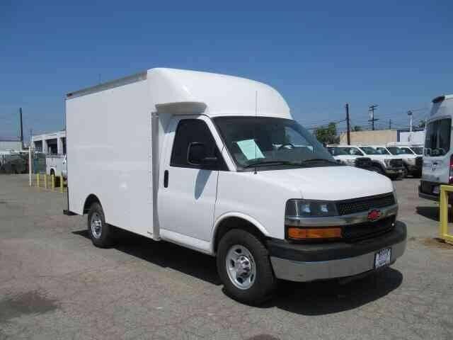 2015 Chevrolet Express Cutaway for sale at Atlantis Auto Sales in La Puente CA
