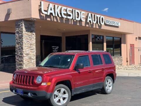 2015 Jeep Patriot for sale at Lakeside Auto Brokers Inc. in Colorado Springs CO